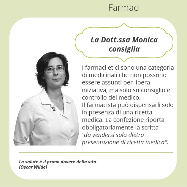consiglio Monica Farmaci