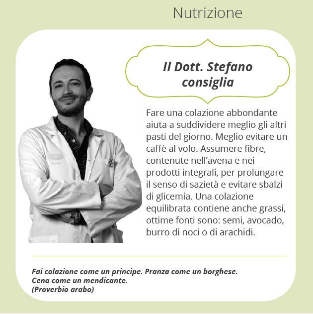consigli Stefano Nutrizione