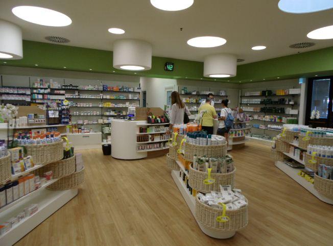 La farmacia cooperativa bologna centro lame è aperta