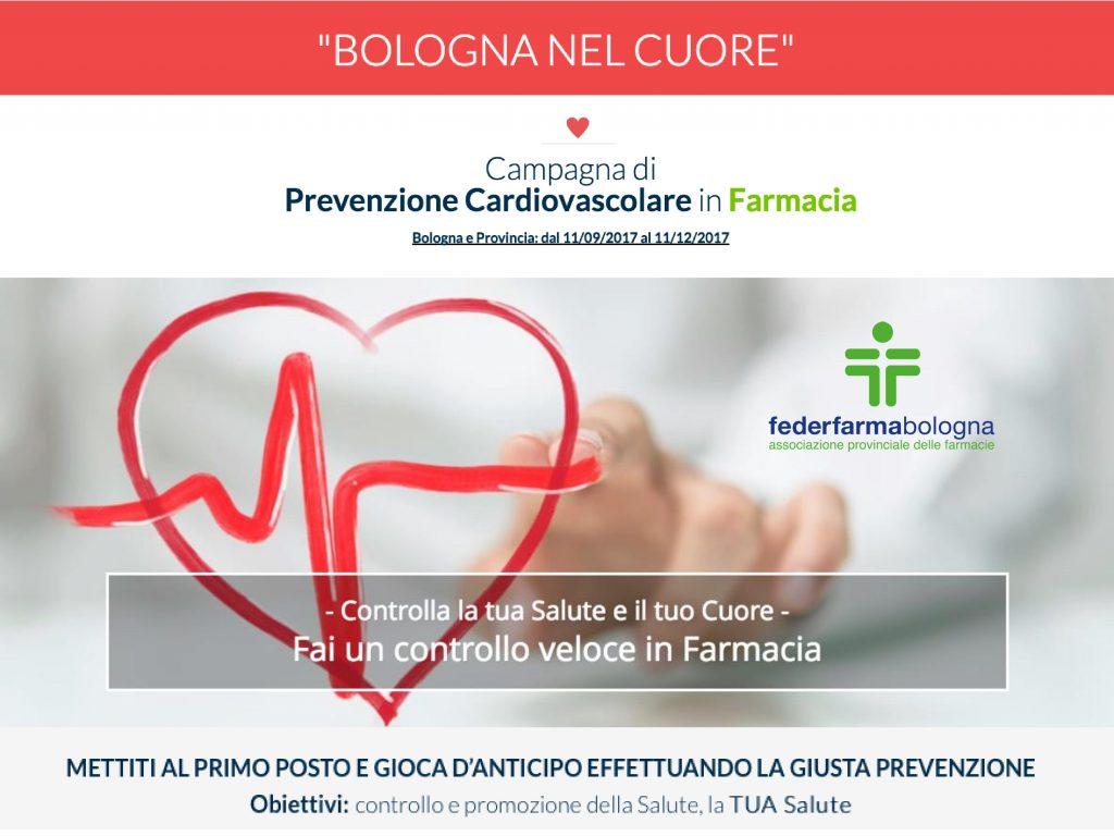 Campagna di Prevenzione Cardiovascolare in Farmacia