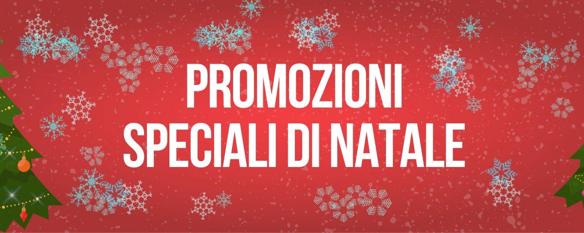 promozioni di Natale