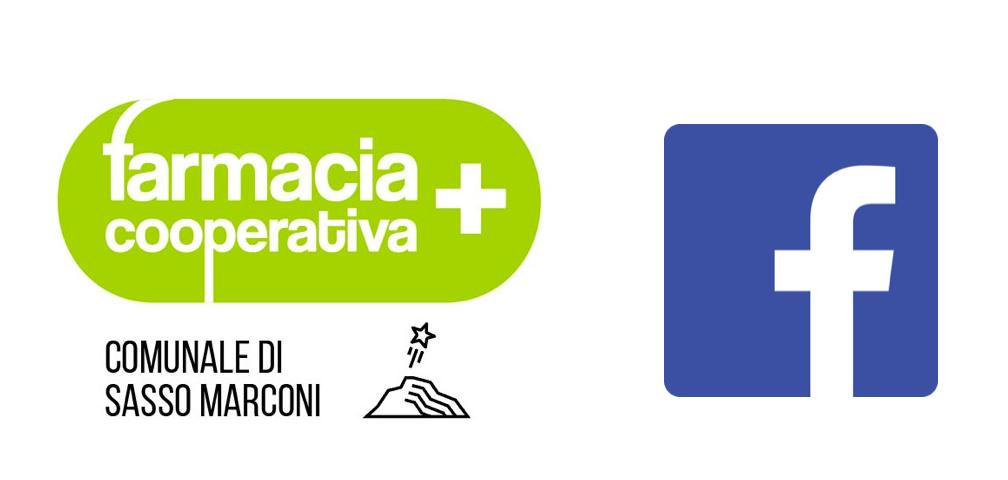 Farmacia Cooperativa Comunale di Sasso Marconi arriva su Facebook