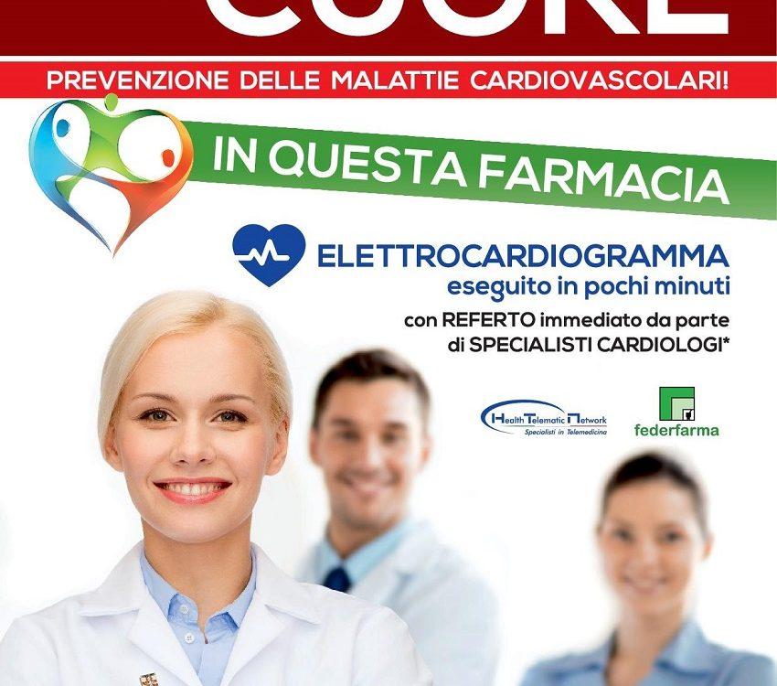 Campagna di prevenzione delle malattie cardiovascolari